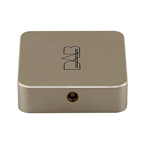 Gamogo Dab 004 Caja Dab Sintonizador de Antena de Radio Digital Transmisión de FM con alimentación USB para Radio de Auto Android 5.1 y Superior (Solo para países Que Tienen señal Dab)