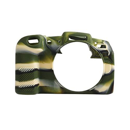 huiingwen Staubdichte Schutzhülle Aus Weichem Gummi, Kompatibel Mit EOS RP, Silikon-Schutzhülle Für Körperschutz Für Kamerazubehör