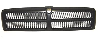 Sherman Replacement Part Compatible with Dodge Pickup Grille Assembly (Partslink Number CH1200188)