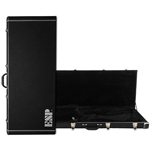 esp guitar cases ESP Snakebyte Form Fitting Case