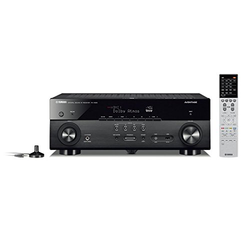 Fantastic Deal! Yamaha AVENTAGE RX-A680 7.2-ch 4K Ultra HD AV Receiver with HDR, Dolby Vision, Dolby...