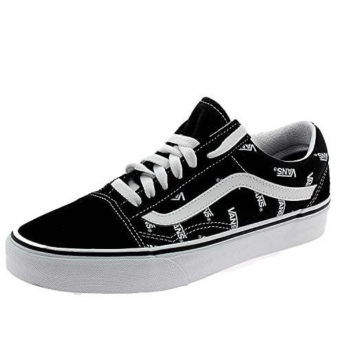 VANS Old SKOOL VANS Chaussures DE Sport Unisex Negro VN0A3WKTQW71