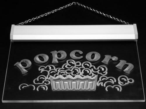 ADVPRO Multi トレンド Color i135-c Popcorn Shop Lure Cafe 特価キャンペーン Snack Neon LED