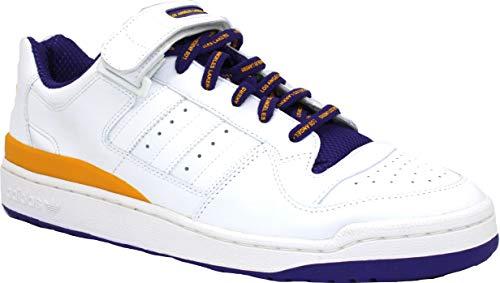 adidas Forum Lo RS NBA, Weiß - Bianco - Größe: 39 1/3 EU
