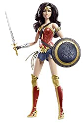 #1 New Release in Dolls - Barbie Collector Batman v Superman: Dawn of Justice Wonder Woman Doll