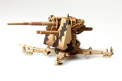 PAnzerstahl PS88043 88043-1:72-8,8cm Flak 43.FlaRgt, 15.Pz. Div DAK 1942