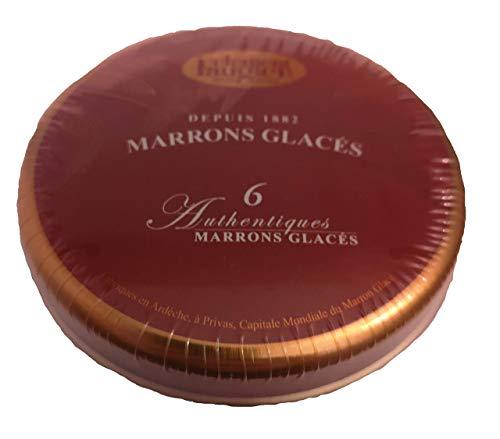 Clément Faugier - Marrons Glacés - Boîte de 6