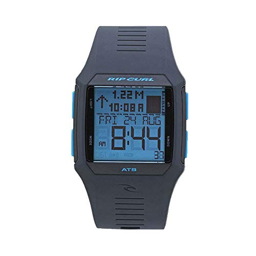 Rip Curl Rifles Tide Surf Watch Blue Ice A1119