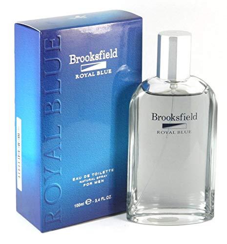 100 ml Brooksfield Royal Blue for Men Eau de Toilette EDT Spray