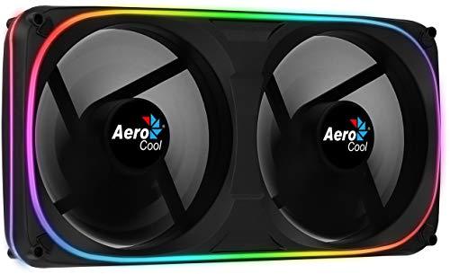 Aerocool Astro2 PC-Lüfter 12 Cmrgb Dual[ ], ASTRO24