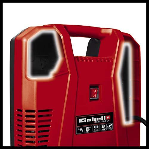 Einhell Kompressor TH-AC 190 Kit - 7