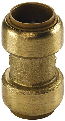 10 Stk. Kupfer Steckfitting Tectite Kupplung 15 mm x 15 mm