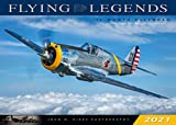 Flying Legends 2021: 16 Month Calendar - September 2020 Through December 2021