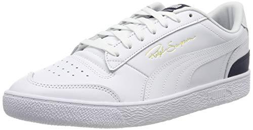 Puma Ralph Sampson Lo, Unisex-Erwachsene Sneaker, Weiß (Puma White-Puma White-Puma White 02)