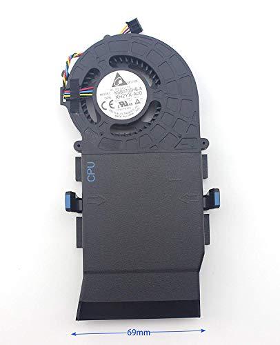 Original Genuine New for Dell Alienware Alpha R2 KSB0705HB-A-XH2YX-A00 0XH2YX CPU Cooling Fan