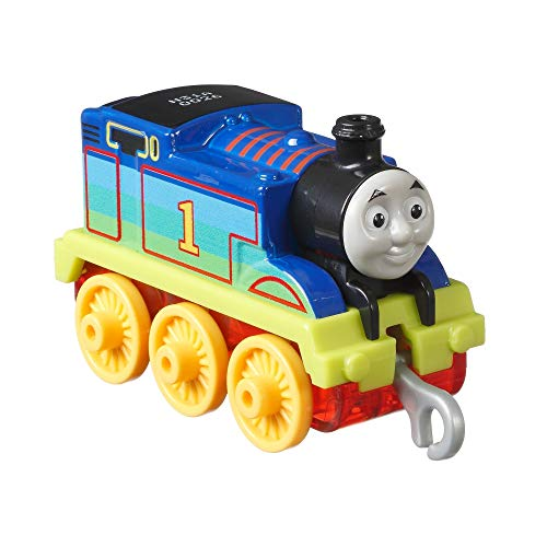 Fisher-Price Thomas & Friends Rainbow Thomas push-along train engine for preschool Kids Ages 3 years and up