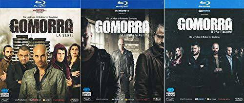Gomorra cofanetti singoli - Prima, seconda e terza serie complete