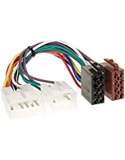CSB Radio Adapter Cable Daihatsu/Lexus/Toyota/VW - Adaptador para cable (ISO, Múltiple)