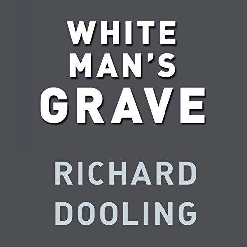 White Man's Grave audiobook cover art