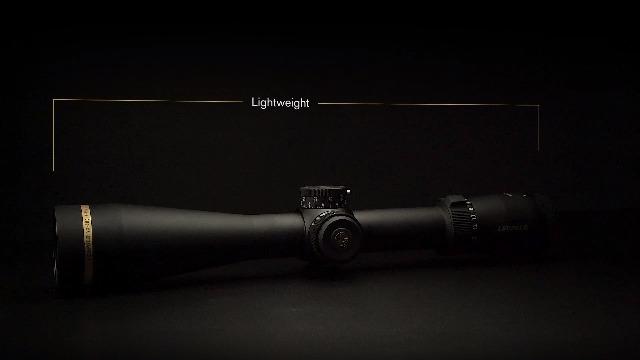 Leupold VX-5HD 3-15x44mm Side Focus Riflescope
