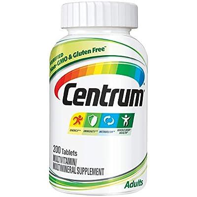 Centrum Adult Multivitamin/Multimineral Supplement Tablet, Vitamin D3