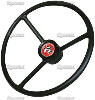 Massey Ferguson Steering Wheel With Cap 1671945M1 150, 165, 165 UK, 175, 178, 230, 235, 265, 282,3165, 30, 70, 50A, 80, 40, 50