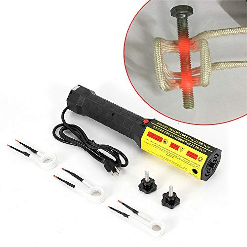 Review Of DY19BRIGHT 110V Ductor Magnetic Induction Heater Kit For Automotive Flameless Heat Tool 1K...