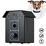 Kaiercat Anti Barking Device, Bark Box Outdoor Dog Repellent with Adjustable...
