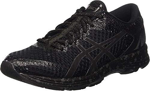 Asics Gel-Noosa Tri 11, Zapatillas de Entrenamiento para Hombre, Multicolor (Black/Black/Charcoal), 44 EU