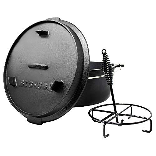 ToCis Big BBQ DO 12 Premium Dutch Oven  14\