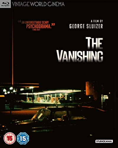 The Vanishing [Blu-ray] [2020]