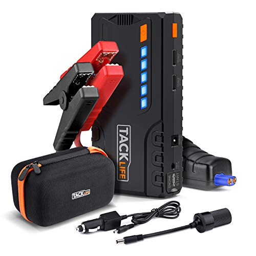 TACKLIFE T6 Arrancador Coche -18000mAh 800A Real