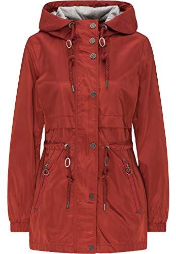 DreiMaster Leichte Jacke Damen 37003070 Rost, XL