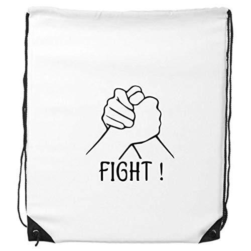 DIYthinker Handgelenk-Wrestling Personalisierte Gesture-Rucksack-Shopping Sport Taschen Geschenk