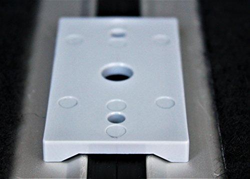 Bus-Boxx T5 / T6 Profilschienen für z.B. Multiflexboard oder Möbel