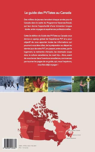 Le guide des PVTistes au Canada: 2e édition (BOOKS ON DEMAND)
