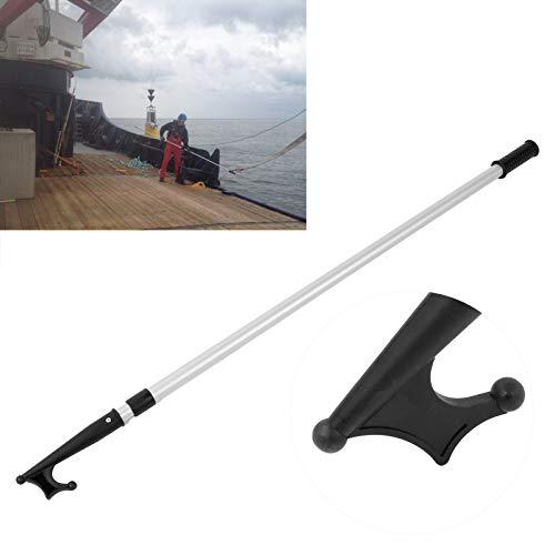 Teleskopstange, Aluminium 41‑96 Zoll Bootshaken für Boote für Schiffe