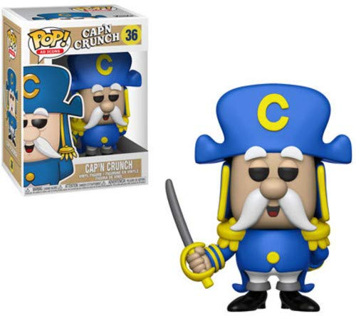 Pop Cap'n Crunch Vinyl Figure