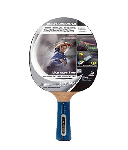 Learn More About Racket Donic Waldner 3000