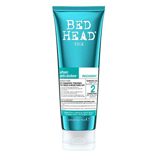 Tigi Bed Head urban anti+dotes Recovery Conditioner 75 ml Verleiht trockenem Haar Feuchtigkeit für extreme Geschmeidigkeit