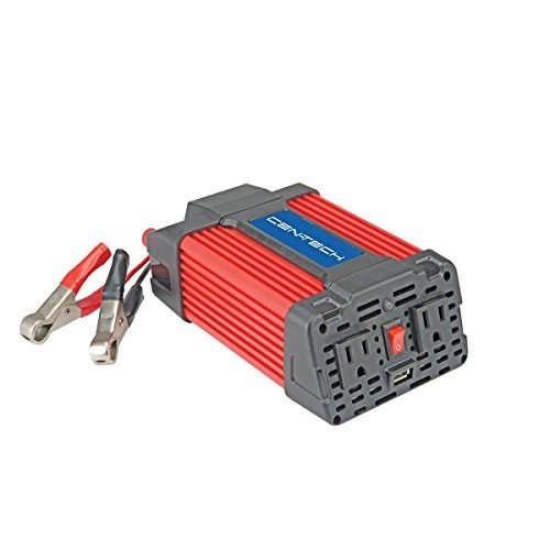 750 Watt Continuous/1500 Watt Peak Power Inverter from TNM by Cen-Tech