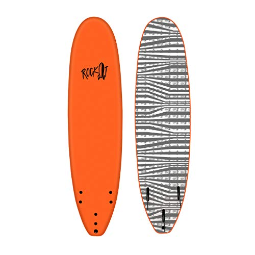 Rock It 7' Shortbus Soft Top Surfboard