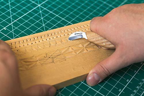 BeaverCraft Chip Carving Knife C6