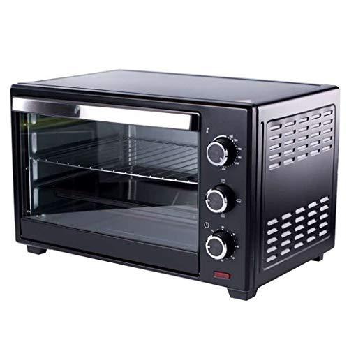 SUWEN Horno eléctrico de Cocina, Mini Horno de sobremesa, 1360 W, 20...