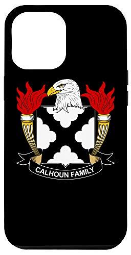 iPhone 12 Pro Max Calhoun Coat of Arms - Family Crest Case