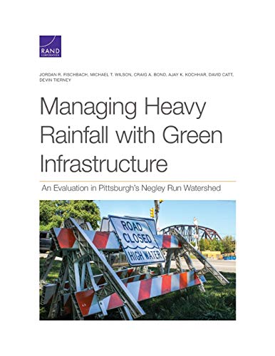 Managing Heavy Rainfall with Green Infrastructure: An Evaluation in Pittsburgh's Negley Run Watershed