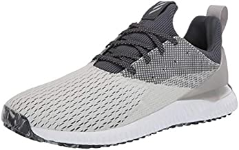 adidas Men's Adicross Bounce 2 Golf Shoe, Orbit Grey/core Black/Metal Grey, 9.5 Medium US