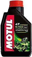 MOTUL(モチュール) 5100 4T 10W30 バイク用化学合成オイル 1L[正規品] 11204411