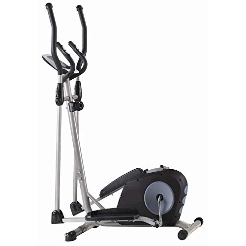 Best Price Elliptical Machine Trainer Elliptical Machine Fitness Workout Cardio Training Machine Con...