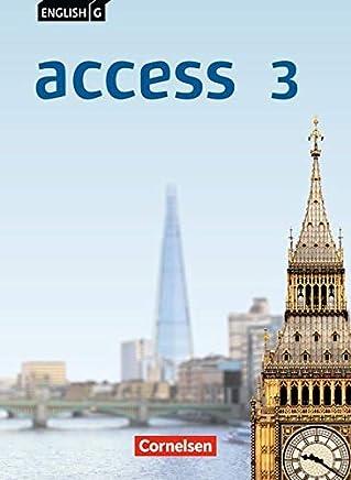 English G Access - Allgemeine Ausgabe: English G Access 03: 7. Schuljahr. Schülerbuch